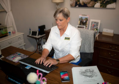 Sandra Redmon - Office Manager - Legacy Residential Solutions